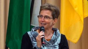 Integrationsbeuaftragte der Stadt Dresden KristinaWinkler